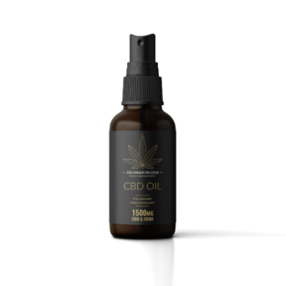 CBD Spray bottle